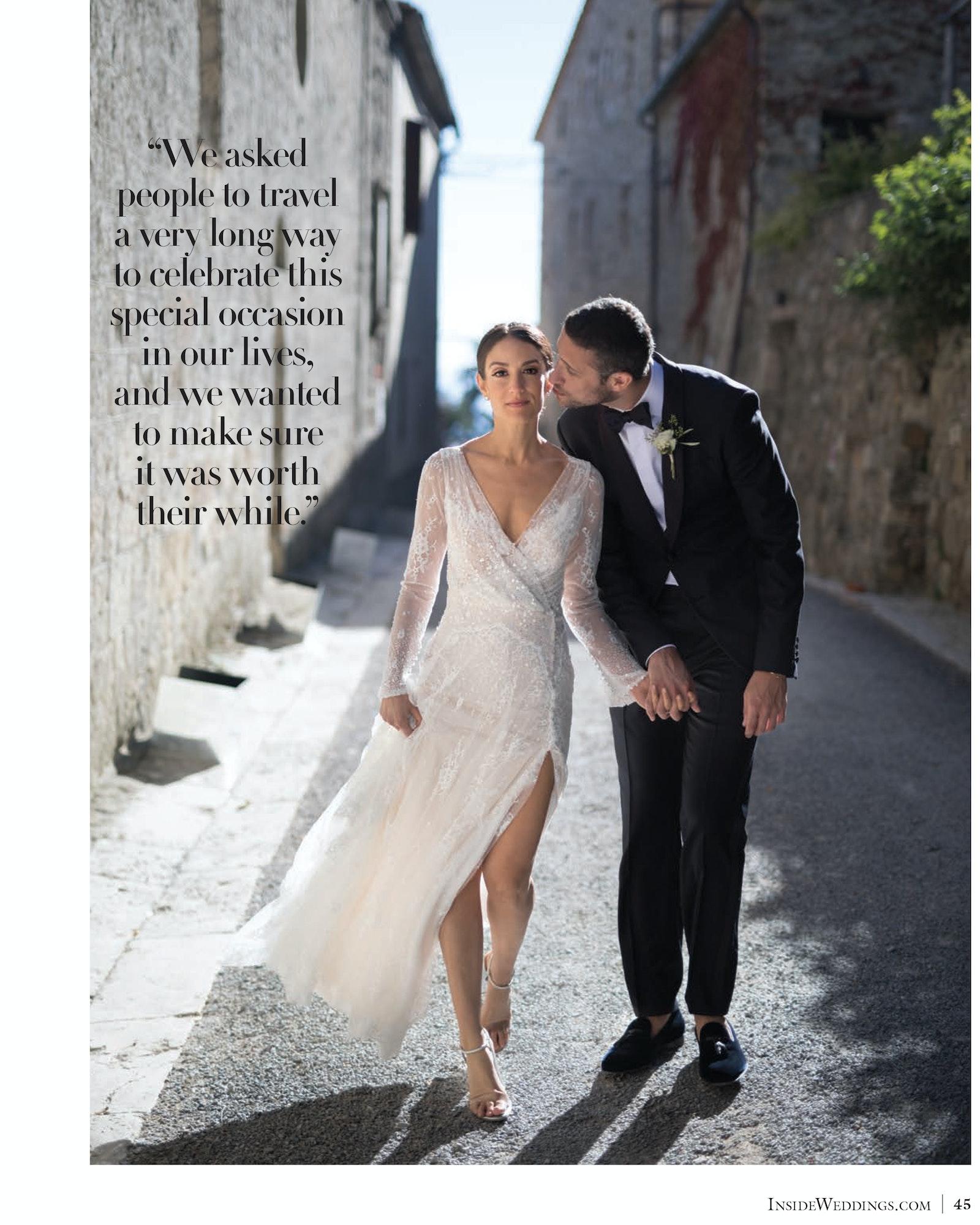 80412aa9798d ... Nikki Cohen   Ryan Casson Featured in INSIDE WEDDINGS ...